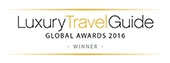 Ardmore Country House Hotel winner of Luxury Travel Guide 2016